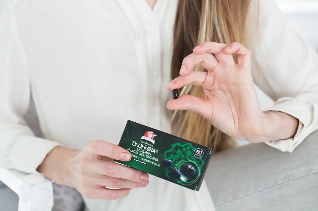 Jakie korzyści osiągniesz z przyjmowania suplementu probiotycznego OM-X Dr.Ohhira?